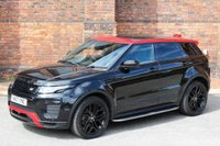 USED 2017 17 LAND ROVER RANGE ROVER EVOQUE 2.0 TD4 Ember Special Edition Auto 4WD (s/s) 5dr BLACK PACK-LUX PACK-PAN ROOF