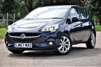 USED 2017 67 VAUXHALL CORSA 1.4i ecoTEC Energy Easytronic (s/s) 5dr (a/c) 1 FORMER KEEPER+AUTOMATIC