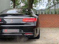 USED 2018 67 MERCEDES-BENZ S CLASS 5.5 S63 V8 AMG S SpdS MCT (s/s) 2dr VAT Q - DRIVERS ASSIST PACK!!!