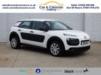 USED 2015 15 CITROEN C4 CACTUS 1.6 BLUEHDI TOUCH 5d 98 BHP One Owner Citroen History DAB Buy Now, Pay Later Finance!