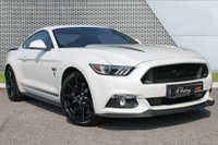 USED 2018 18 FORD MUSTANG 5.0 V8 GT *WHITE WITH BLACK PACK/CUSTOM*