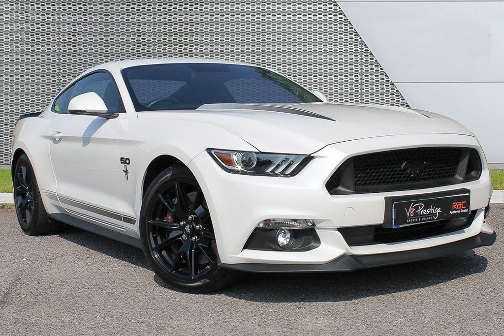 USED 2018 18 FORD MUSTANG 5.0 V8 GT **SHADOW LINE/£145 PER YEAR ROAD TAX***