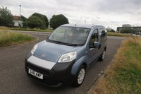 2011 FIAT QUBO 1.4 ACTIVE 55,000mls,Very Clean £1295.00
