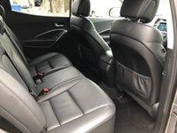 USED 2016 HYUNDAI SANTA FE 2.2 CRDI PREMIUM BLUE DRIVE 5d AUTO 197 BHP