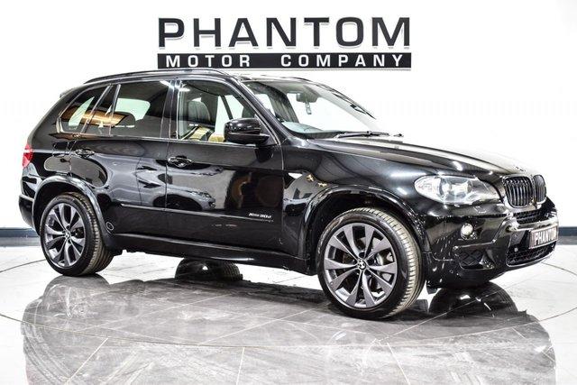 USED 2009 F BMW X5 3.0 D M SPORT 5d 232 BHP