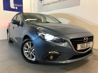 2015 MAZDA 3 2.0 SE-L 5d 118 BHP £7750.00