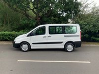 USED 2008 58 CITROEN DISPATCH 6 SEAT WINDOW COMBI CREW VAN 1 OWNER 70K A/C FSH VAT Q