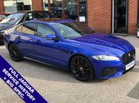 USED 2016 66 JAGUAR XF 3.0 V6 S 4DOOR AUTO 296 BHP DAB   :   Satellite Navigation   :   Car Hotspot / WiFi   :   Speed Limiter   :   Bluetooth    Electrically Adjustable Sunroof   :   Heated Front & Rear Seats   :   Electric Front Seats      Rear View Camera   :   Front & Rear Parking Sensors   :   Full Jaguar Service History