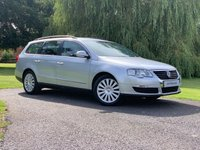 USED 2009 59 VOLKSWAGEN PASSAT 2.0 HIGHLINE TDI 5d 138 BHP VW Passat Highline Great History Well Presented Great Estate