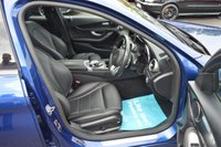 USED 2017 17 MERCEDES-BENZ C CLASS 2.1 C 220 D AMG LINE 4d AUTO 170 BHP