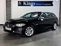 2013 BMW 5 SERIES 2.0 520D SE TOURING 5d AUTO  £9990.00