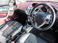 USED 2010 10 FORD FIESTA 1.4 TITANIUM 5d AUTO 96 BHP