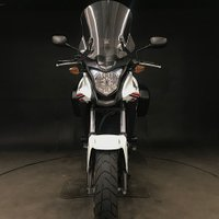 2015 HONDA CB 500X ABS. DEC 15. FSH. 4357 MILES. FULL HONDA LUGGAGE £3750.00
