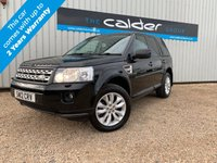 USED 2012 12 LAND ROVER FREELANDER 2 2.2 SD4 XS 5d AUTO 190 BHP