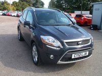 USED 2012 12 FORD KUGA 2.0 TITANIUM X TDCI 5d AUTO 163 BHP Great Driving Auto Kuga With FSH, Long MOT and Leather Seats!