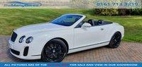 2010 BENTLEY CONTINENTAL 6.0 SUPERSPORTS AUTO GTC SUPERSPORT £59950.00