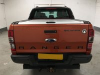 USED 2014 14 FORD RANGER 3.2 WILDTRAK 4X4 DCB TDCI 1d 197 BHP