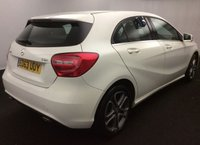 USED 2013 63 MERCEDES-BENZ A CLASS 1.5 A180 CDI BLUEEFFICIENCY SPORT 5d 109 BHP CALL OUR SUPER FRIENDLY TEAM FOR MORE INFO 02382 025 888