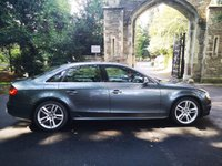 USED 2012 12 AUDI A4 2.0 TDI S LINE 4d AUTO 174 BHP CALL OUR SUPER FRIENDLY TEAM FOR MORE INFO 02382 025 888