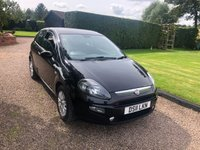 USED 2011 11 FIAT PUNTO EVO 1.2 MYLIFE 3d 68 BHP Beautiful little car oustanding condition inside and out.