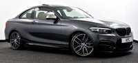 """USED 2017 67 BMW 2 SERIES 3.0 M240i Auto (s/s) 2dr MPerformance Pk, Sunroof, 19""""s"""