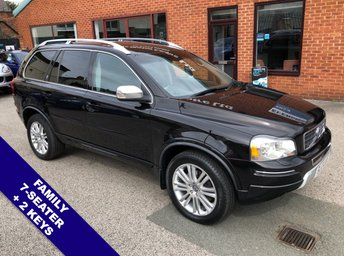2013 VOLVO XC90 2.4 D5 EXECUTIVE AWD 5DOOR AUTO 200 BHP £15250.00