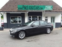 2015 BMW 3 SERIES 2.0 320D EFFICIENTDYNAMICS BUSINESS 4d 161 BHP £9295.00
