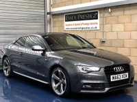 2013 AUDI A5 2.0 TDI Black Edition Coupe 2dr Diesel Multitronic (123 g/km, 175 bhp) £12989.00