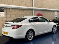 USED 2014 14 VAUXHALL INSIGNIA 1.8 i VVT SRi Hatchback 5dr Petrol Manual (164 g/km, 138 bhp) +FULL SERVICE+WARRANTY+FINANCE