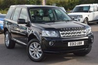 USED 2013 13 LAND ROVER FREELANDER 2.2 SD4 HSE 4X4 5dr FULL LEATHER*AUTO*SAT NAV