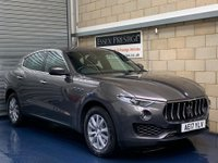 USED 2017 17 MASERATI LEVANTE 3.0D V6 SUV 5dr Diesel ZF 4WD (s/s) (275 ps) +FULL SERVICE+WARRANTY+FINANCE