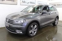 USED 2017 17 VOLKSWAGEN TIGUAN 2.0 TSI BlueMotion Tech SEL DSG 4Motion (s/s) 5dr PAN ROOF! DYNAMIC CHASSIS!