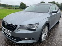 2015 SKODA SUPERB 2.0 TDI CR DPF SE L Executive DSG Auto 6Spd (s/s) 5dr £9995.00