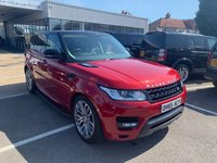 2015 LAND ROVER RANGE ROVER SPORT 3.0 SDV6 AUTOBIOGRAPHY DYNAMIC 5d AUTO 306 BHP £39995.00
