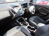 USED 2013 13 HYUNDAI IX35 2.0 PREMIUM CRDI 4WD 5d 134 BHP
