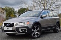 USED 2012 62 VOLVO XC70 2.4 D5 SE LUX AWD 5d AUTO 212 BHP FULL SERVICE HISTORY! SAT NAV! HEATED SEATS! CLIMATE!