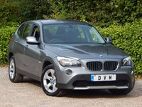 USED 2010 BMW X1 SE SDRIVE 1.8D NEW MOT ON PURCHASE. FINANCE AVAILABLE