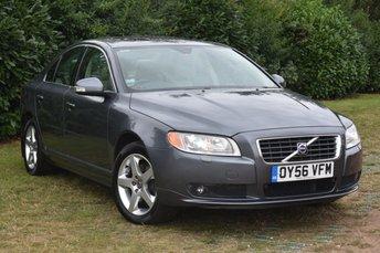 2006 VOLVO S80 3.2 SE LUX 4d AUTO 235 BHP £4500.00