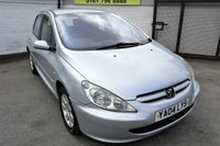 USED 2004 04 PEUGEOT 307 2.0 S HDI 5d 89 BHP * LOW TAX GROUP-MASSIVE MPG *