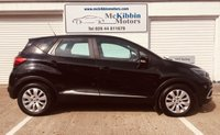 USED 2014 RENAULT CAPTUR 1.5 DCI EXPRESSION PLUS CONVENIENCE S/S