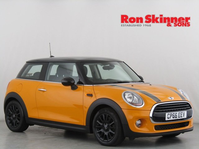 View our 2016 66 MINI HATCH COOPER 1.5 COOPER 3d 134 BHP