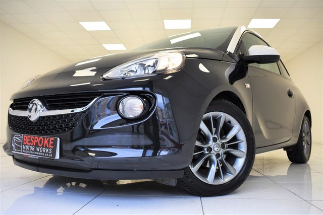2014 14 VAUXHALL ADAM 1.2 JAM 3 DOOR