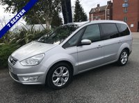 USED 2010 60 FORD GALAXY 2.0 TITANIUM X TDCI 5d 138 BHP