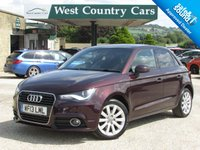 USED 2013 13 AUDI A1 1.4 SPORTBACK TFSI SPORT 5d 122 BHP 1 Private Local Owner From New
