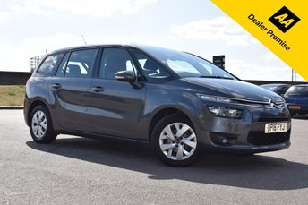 2016 CITROEN C4 GRAND PICASSO 1.6 BLUEHDI VTR PLUS 5d AUTO 118 BHP £9440.00
