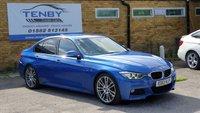 2013 BMW 3 SERIES 2.0 328I M SPORT 4d AUTO 242 BHP £13984.00