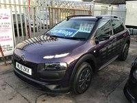 USED 2015 15 CITROEN C4 CACTUS 1.6 BLUEHDI FEEL 5d 98 BHP Great value Diesel mpv, free road tax, superb economy, roomy, stylish.