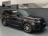 USED 2019 68 LAND ROVER RANGE ROVER SPORT 3.0 SDV6 HSE DYNAMIC 5d AUTO 306 BHP