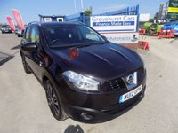 USED 2012 12 NISSAN QASHQAI 1.6 N-TEC PLUS IS 5d 117 BHP