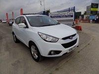 2011 HYUNDAI IX35 1.7 STYLE CRDI 5d 114 BHP £6495.00